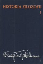 Historia filozofii tom I-III