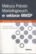 Matryca Potrzeb Marketingowych+CD