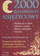 2000 kalendarz księżycowy-biodynamiczny