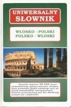 Uniwersalny słownik włosko-polski,polsko-włoski