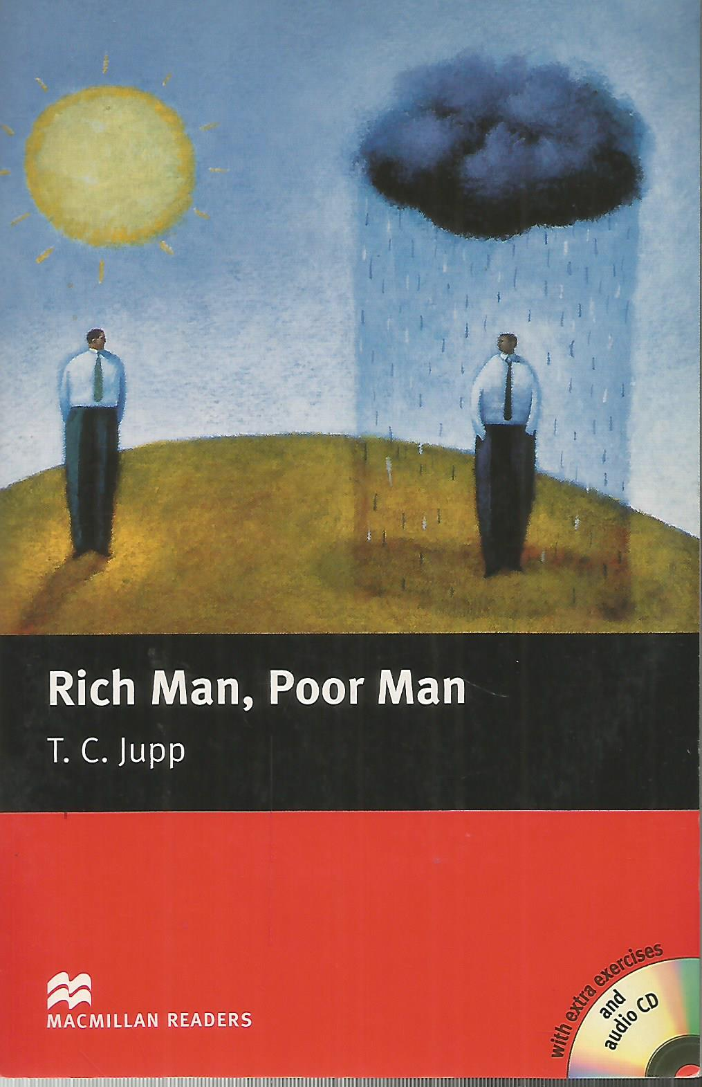 Rich Man ,Poor Mann+CD