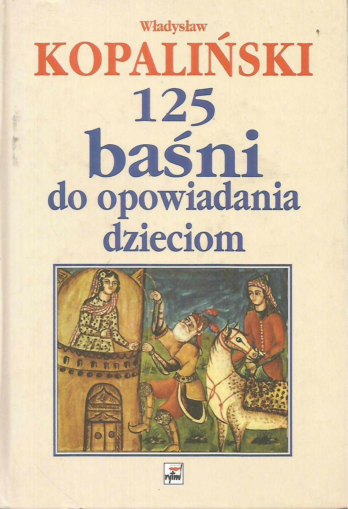 125 Baśni do opowiadania dzieciom