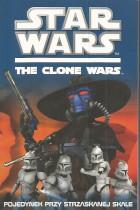 Star Wars-The Clone Wars-pojedynek przy strzaskanej skale