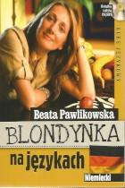 Blondynka na językach+CD j.niemiecki