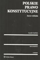 Polskie Prawo Konstytucyjne-zarys wykładu