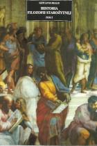 Historia filozofii starożytnej t.I