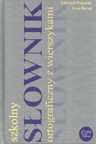 Szkolny słownik ortograficzny z wierszykami