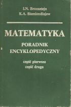 Matematyka-poradnik encyklopedyczny t.I-III
