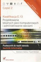 Projektowanie lokalnych sieci komputerowych i administrowanie sieciami-część 2