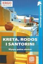 Wyspy pełne słońca-Kreta,Rodos i Santorini