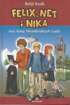 Felix,Net i Nika oraz gang niewidzialnych ludzi