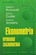 Ekonometria-wybrane zagadnienia