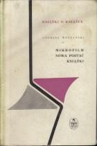 Mikrofilm nowa postać książki