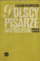 Polscy pisarze współcześni 1944-1969