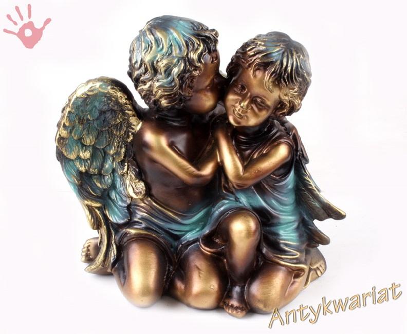 Figurka -Dwa anioły 20 cm