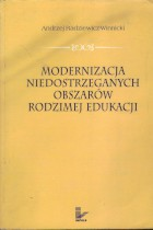 Modernizacja Niedostrzeganych Obszarów Rodzimej Edukacji