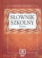 Słownik szkolny-fizyka